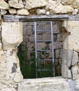 Climbing Through or Up