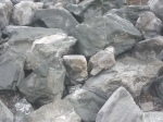 stones crying out...pleading to stony hearts